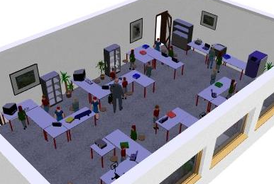 Class coll ge stendhal for Creation de maison 3d gratuit